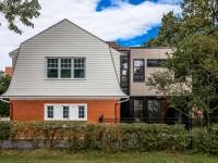 La maison Gardenville à Longueuil – Une transformation majeure qui contraste avec le style « fifties » de l'enveloppe originale