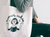L'illustratrice Ana Roy crée des visuels «feel-good» pour tous les angoissés de ce monde