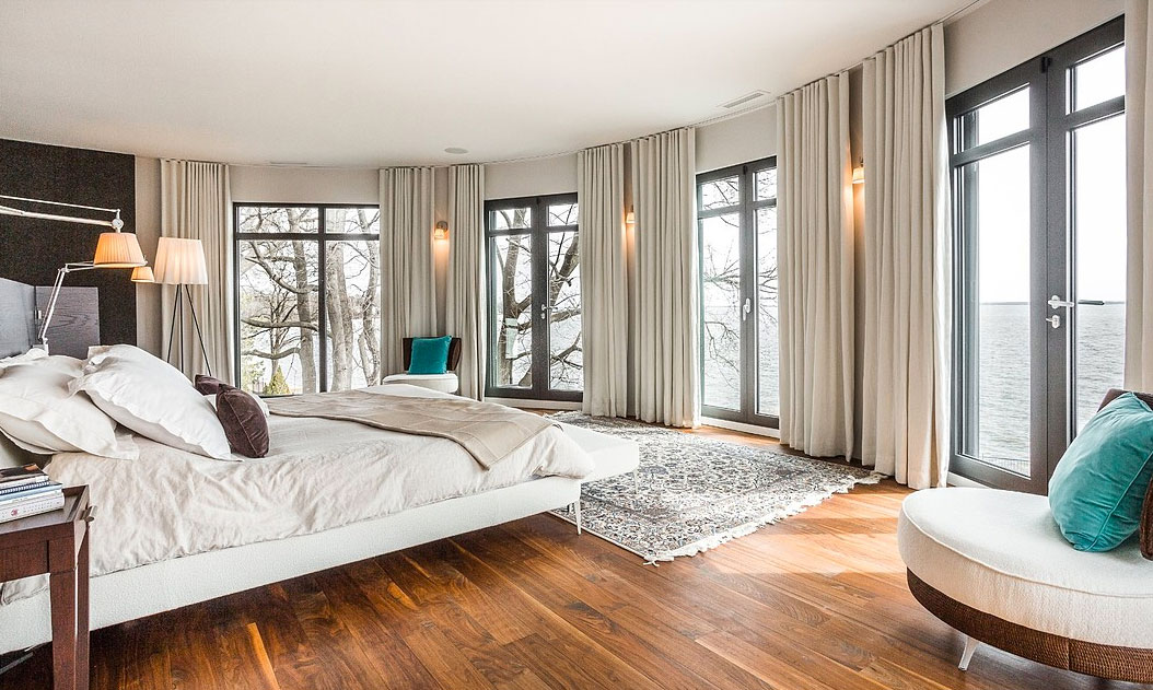 Luxe design et dolce vita cette somptueuse maison for Boutique decoration maison quebec