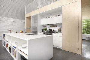 chalet - design -architecture - lanaudière - shed - 08