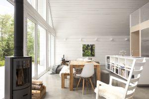 chalet - design -architecture - lanaudière - shed - 09