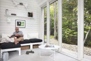 chalet - design -architecture - lanaudière - shed - 10