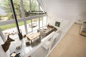chalet - design -architecture - lanaudière - shed - 16