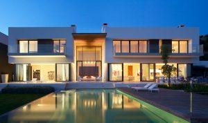 infinity pool - design - pool - adalucia - architecture 11