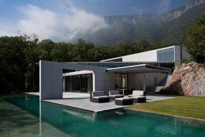 infinity pool - design - pool - monterey - architecture 04