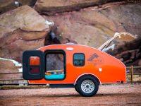 La plus pratique et mignonne mini-roulotte est enfin sur le marché!
