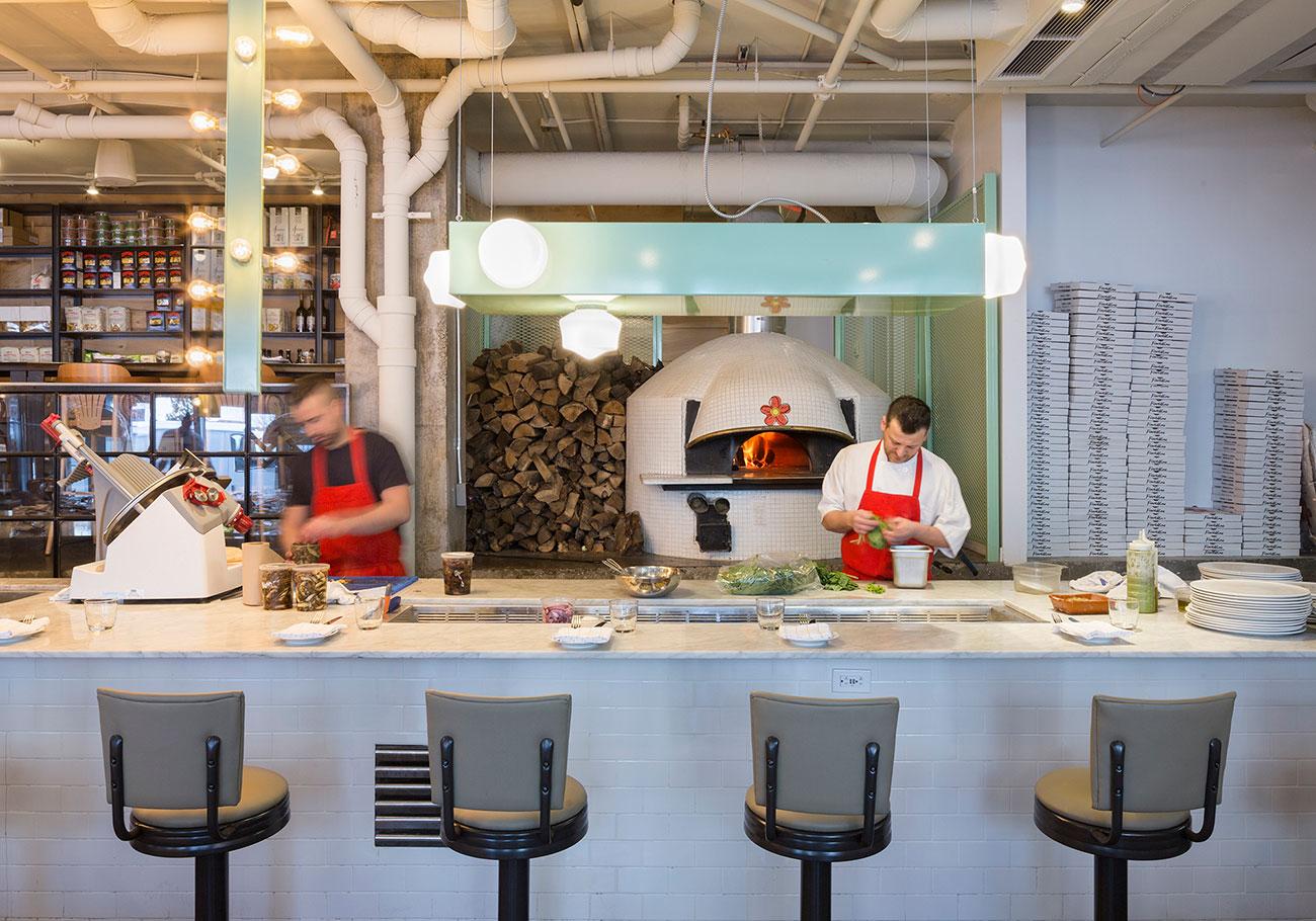 Farine Restaurant Montreal