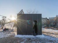 Découvrez 7 firmes montréalaises de design au Village Nordik de l'Igloofest à Montréal!