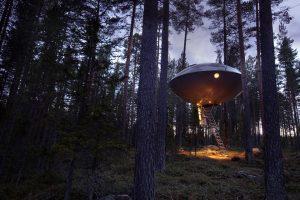 ufo-design-architecture-treehotel 01