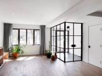 La splendide maison d'un designer est présentement à louer à Outremont