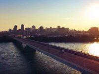 Voici la vidéo qui circule partout sur Internet de touristes qui découvrent la beauté de Montréal