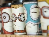 Tu peux désormais dire ton humeur à tes collègues avec cet ingénieux gobelet pour café