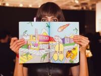 Les dégâts, les cris de joie et les malaises humains – L'illustratrice québécoise Pony offre des jolies jolies créations colorées