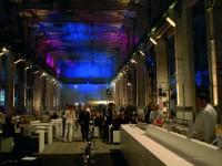 Une centrale de Berlin est transformée en salle événementielle aux allures industrielles