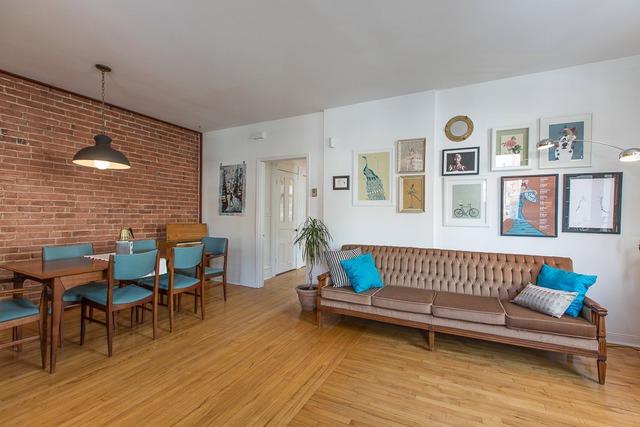 Un joli joli appartement vendre sur le plateau mont - Appartement meuble plateau mont royal ...