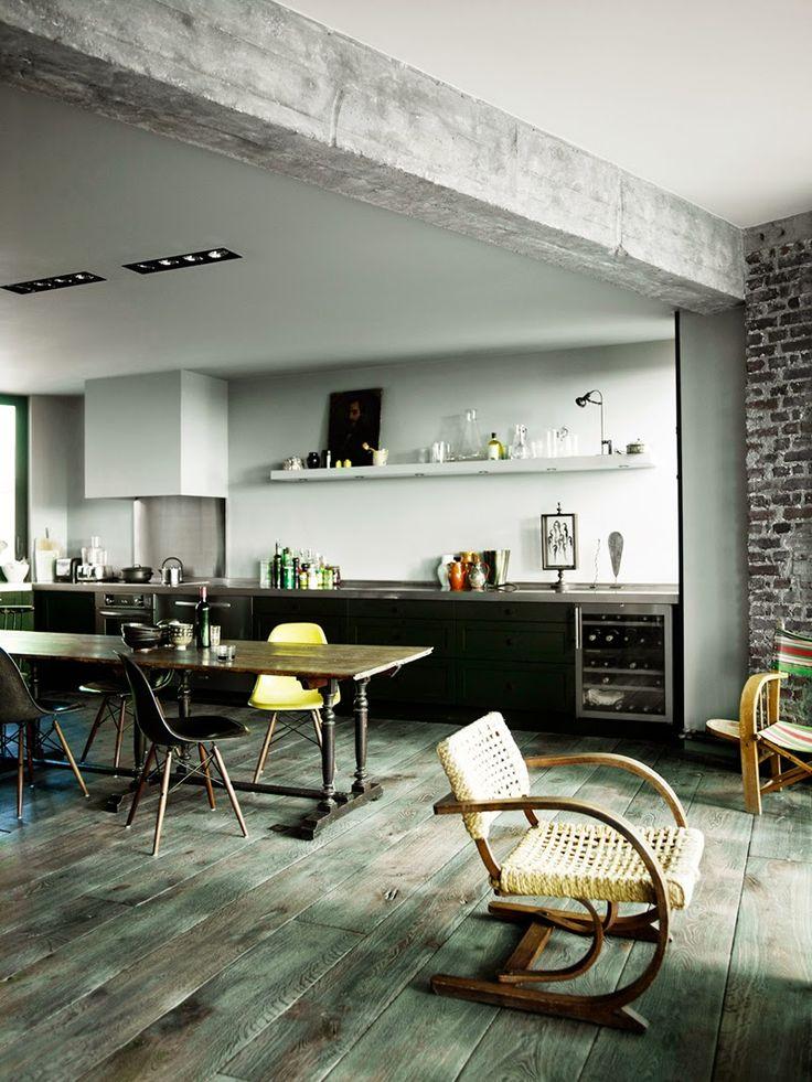 20 photos de jolies cuisines salles manger qui peuvent for Salle a manger jo