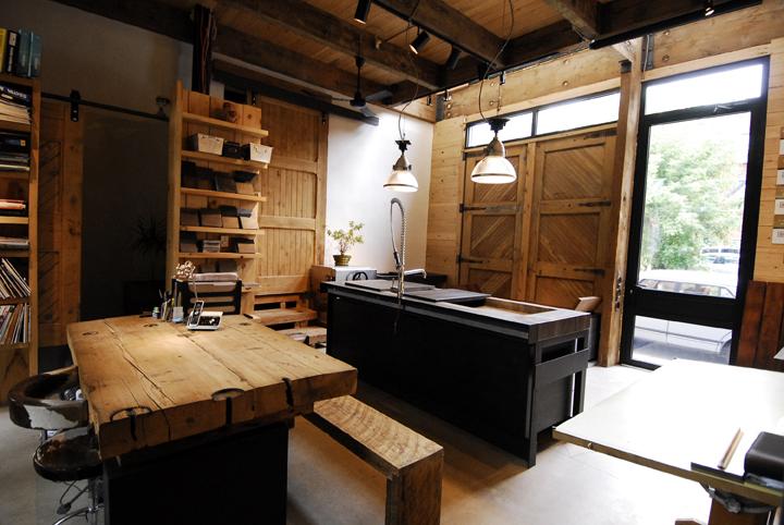 L'Atelier, Moine urbain