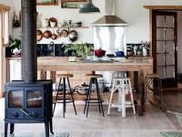 20 photos de jolies cuisines / salles à manger qui peuvent vous inspirer à modifier la votre