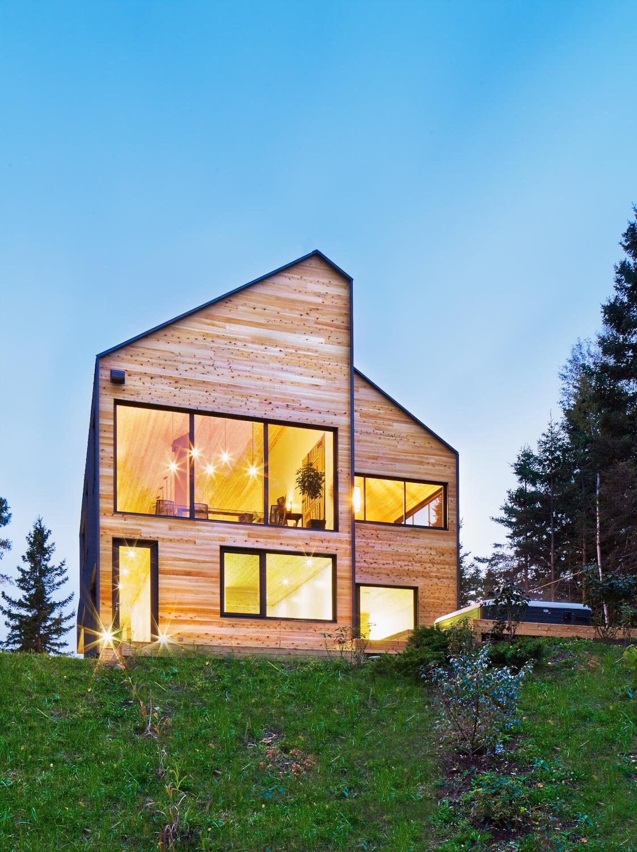 maison architecture quebec