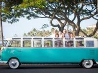 Westfalia Stretch Microbus de 1965 – Une limousine parfaite pour faire un road trip