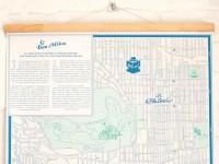 Le projet cartographique «Le bon melon» est un hommage à la personnalité des quartiers de Montréal