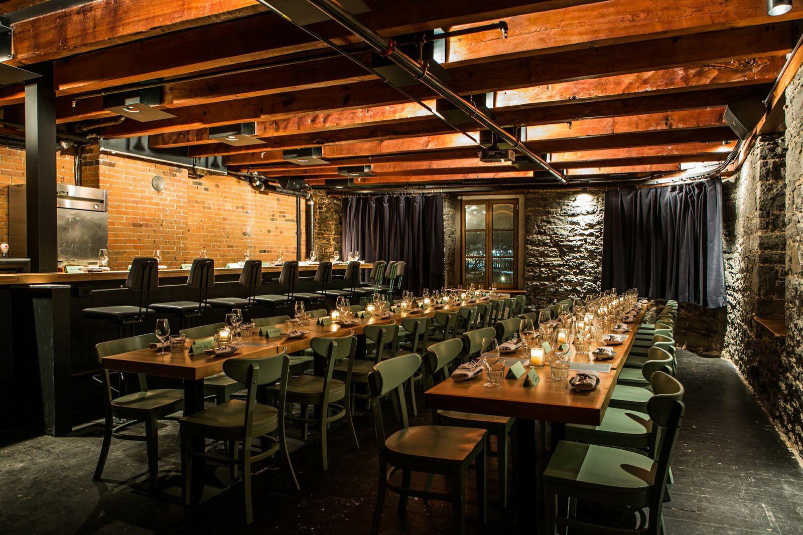 Mimi Restaurant Toronto Menu