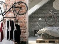 20 jolies jolies inspirations pour utiliser sa bicyclette comme décoration dans son appartement/maison