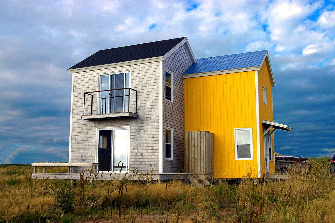 Le joli projet de la casa des les construire une maison for Achat maison la madeleine