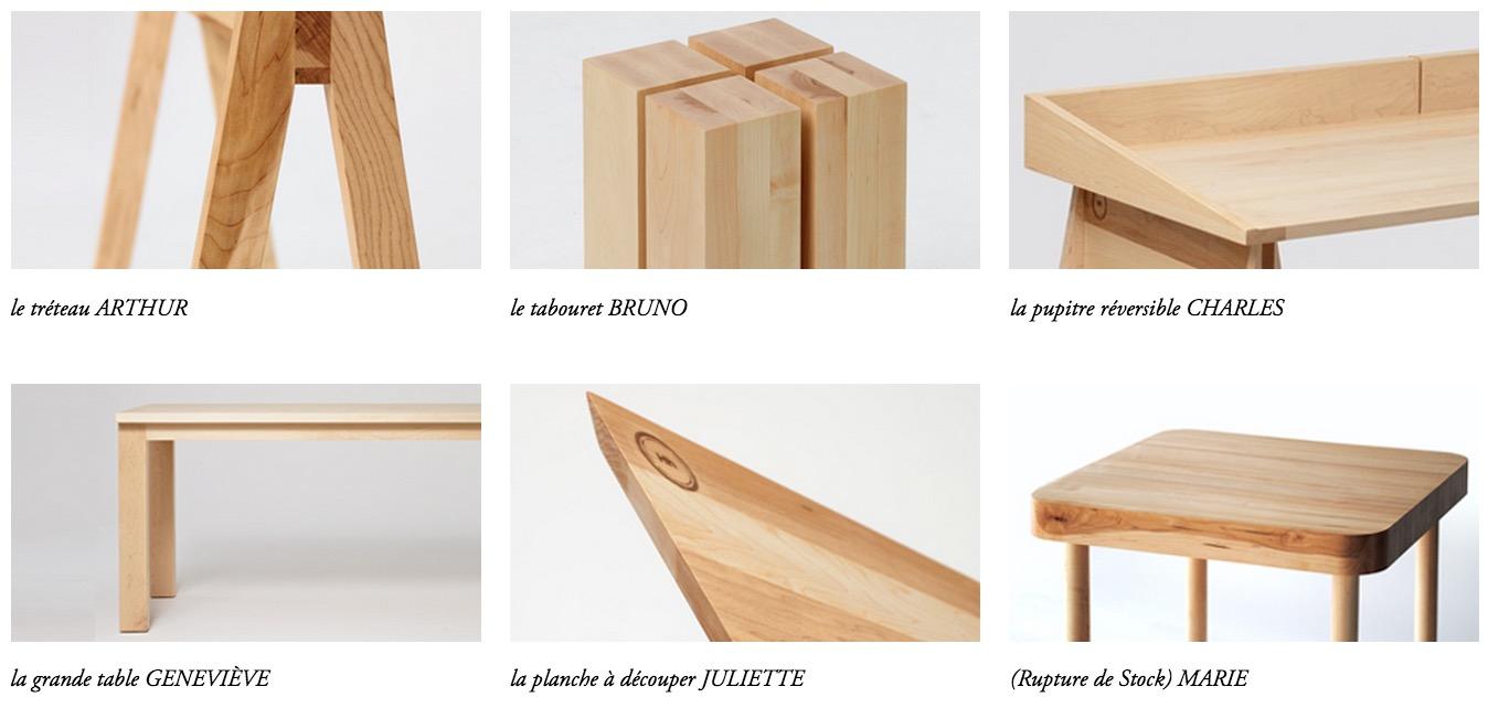 hauteur d homme une marque qu b coise qui cr e des meubles et des cuisines avec une approche. Black Bedroom Furniture Sets. Home Design Ideas