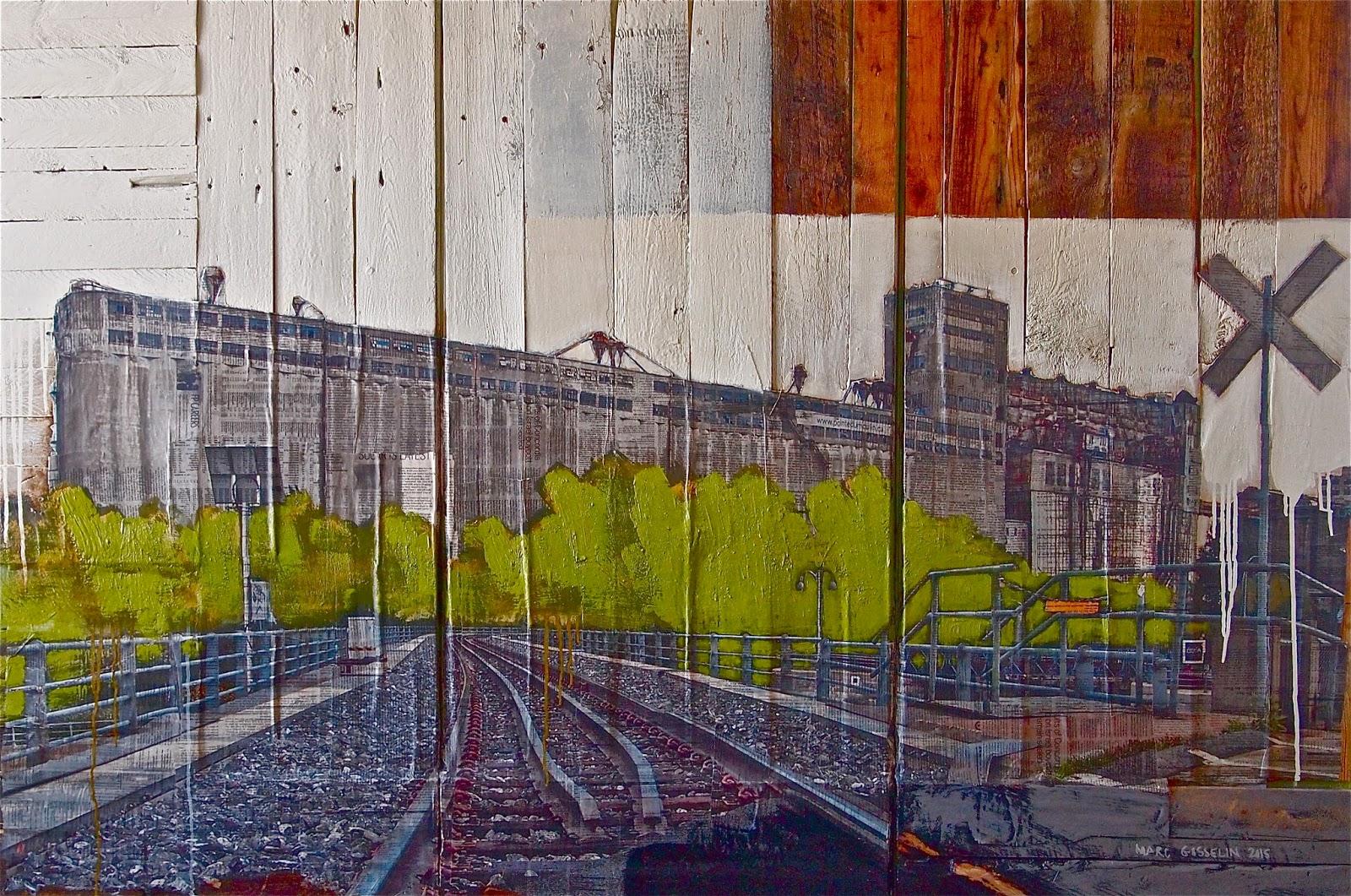 Marc Gosselin silo 5