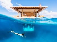 Manta Resort Underwater Room – Un hotel qui te permet de dormir à 4 mètres sous le niveau de l'eau