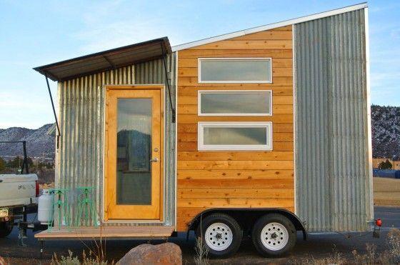 20 mini maisons sur roues qui vont assur ment vous charmer. Black Bedroom Furniture Sets. Home Design Ideas