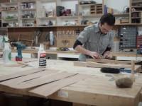 Rabot-D-Bois – Un atelier qui utilise en grande majorité du bois de la Haute-Gaspésie pour créer
