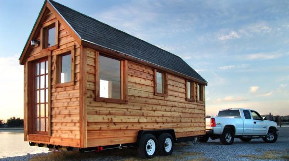 20 mini maisons sur roues qui vont assur ment vous charmer for Container garage voiture