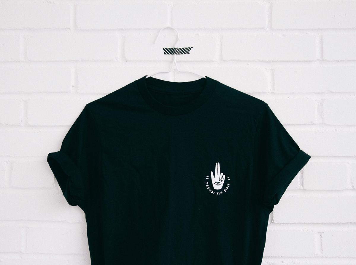 t-shirt_pouls_noir_anaroy