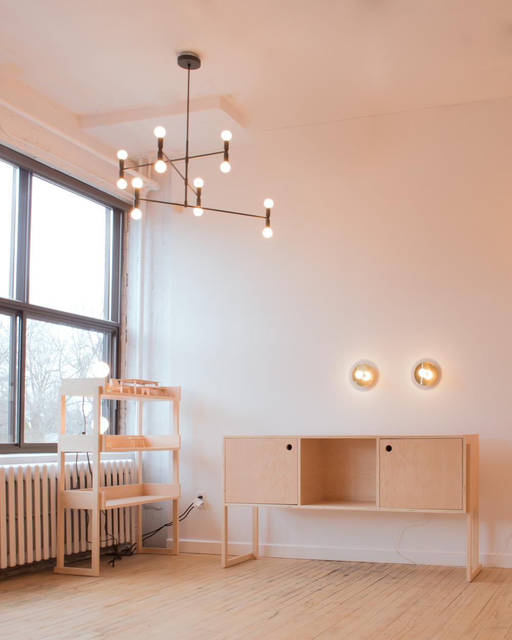 Deux firmes qu b coises de design conjuguent leurs efforts for Coop meubles