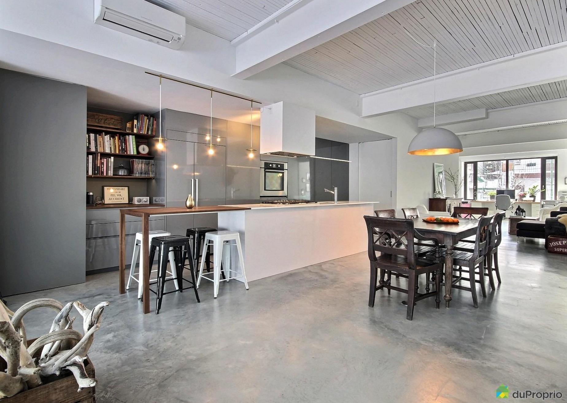 Maison loft a vendre avie home for Maison loft design