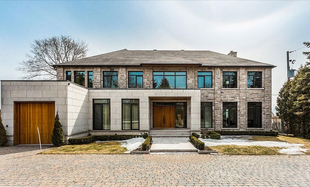 Luxe design et dolce vita cette somptueuse maison for Architecture maison design