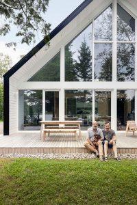 chalet - design -architecture - lanaudière - shed - 02