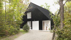 chalet - design -architecture - lanaudière - shed - 03