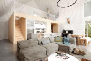 chalet - design -architecture - lanaudière - shed - 06