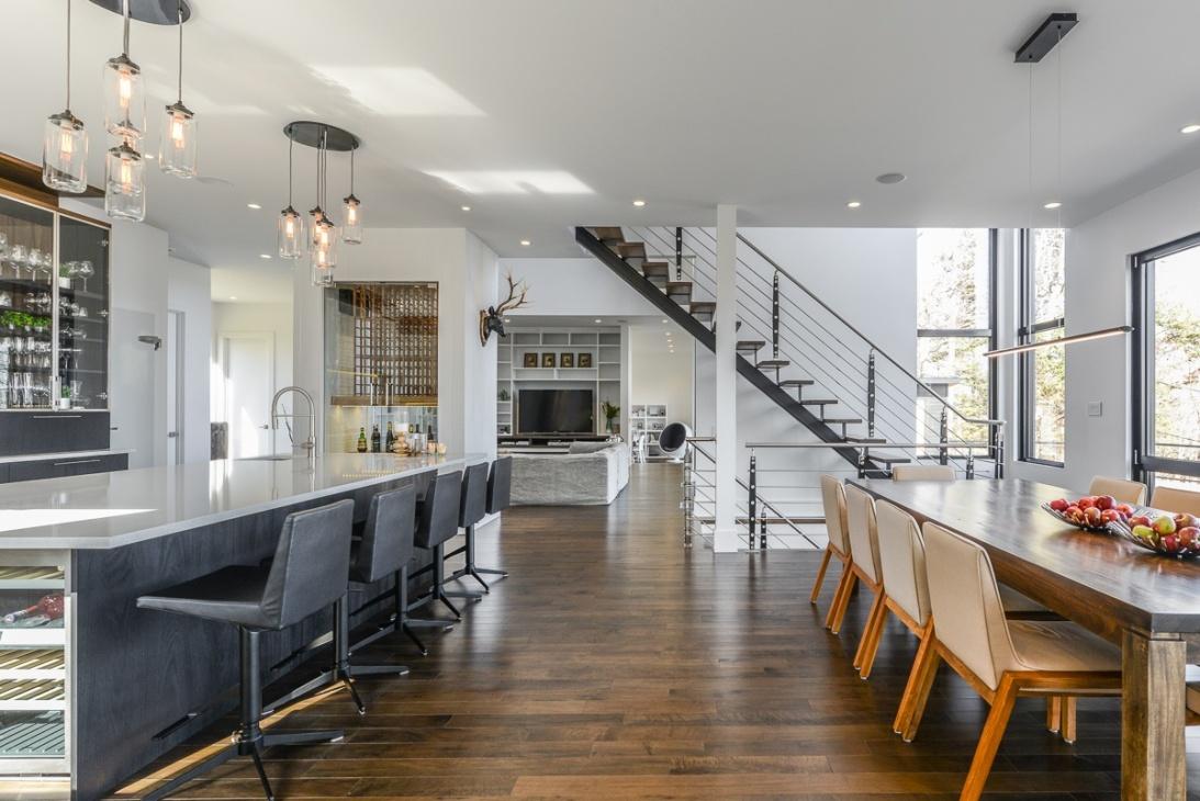 Manoir architecture design à vendre 09