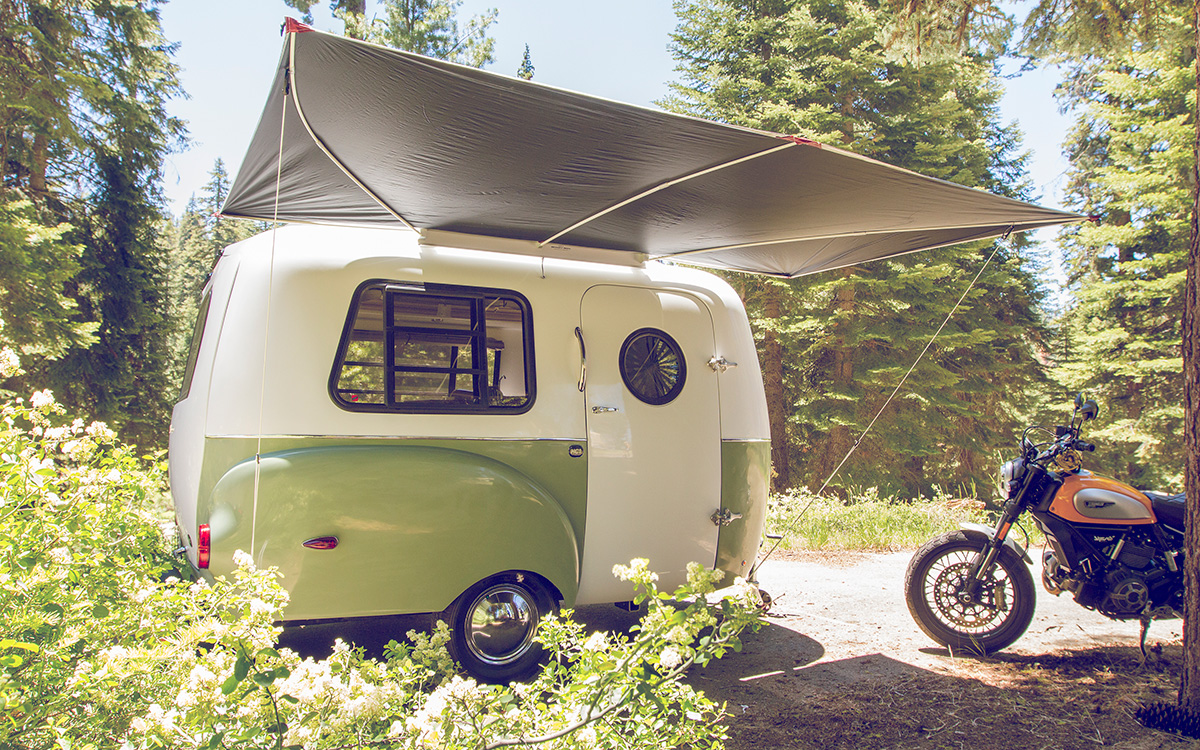 Airstream Travel Trailer >> D'adorables mini-roulottes - Joli Joli Design