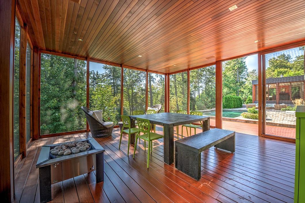 Wentworth nord québec architecture design vendre maison 21
