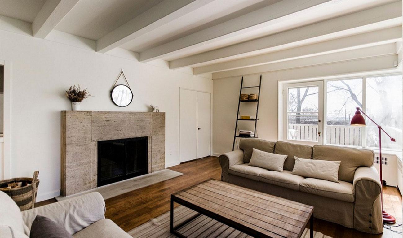 Une jolie petite maison en plein c ur de montr al a existe joli joli design for Decoration petite maison