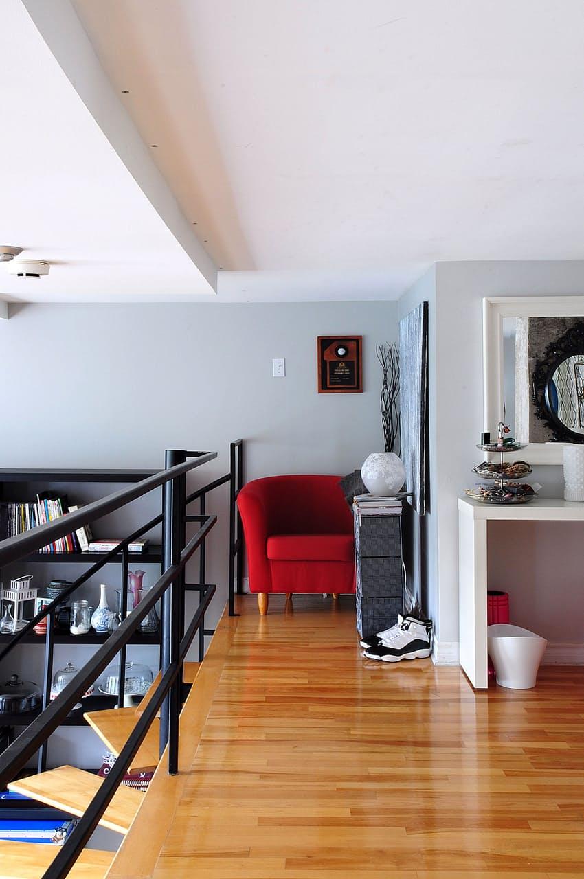 Ce loft clectique et lumineux vous donnera envie de for Maison conteneur kijiji