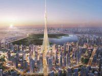 Dubaï projette de construire le plus haut gratte-ciel au monde d'ici 2020