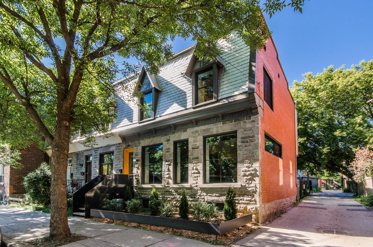 Style victorien architecture for Meuble victorien montreal