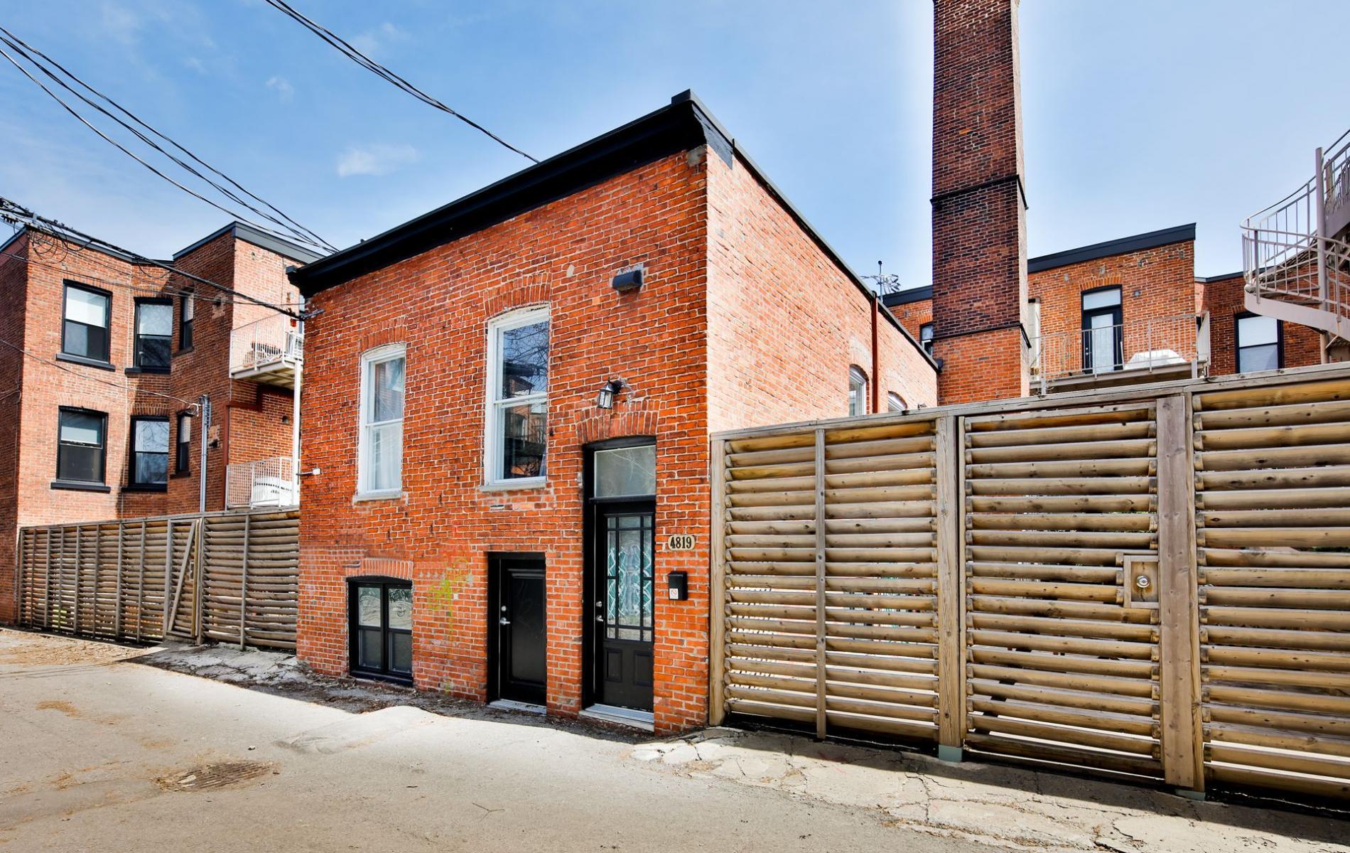 cette petite maison vendre sur le plateau mont royal est ForAcheter Un Maison A Montreal