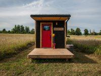 La Greenmoxie : la plus spacieuse et écologique des mini-maisons!